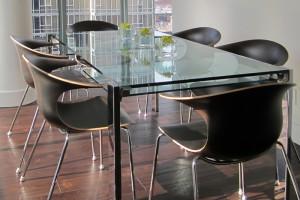 interior design Vancouver Contemporary dining room