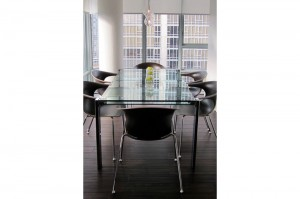 interior design Vancouver Contemporary dining room