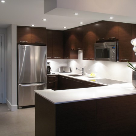interior design Vancouver Contemporary kitchen