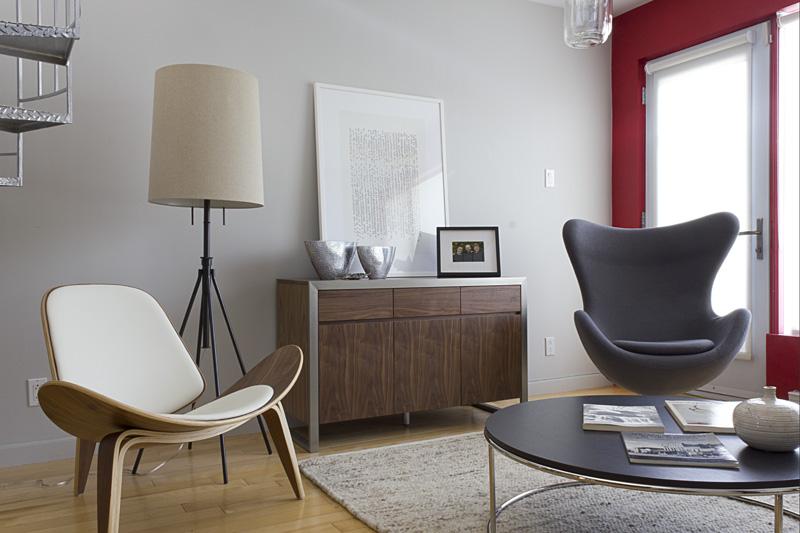 Griffintown Loft ZWADA Home Interiors amp Design Vancouver