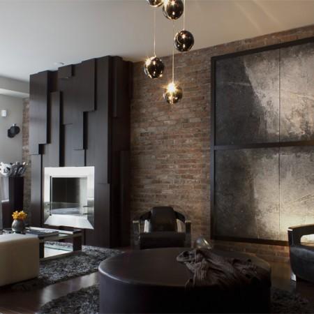 Yaletown Loft Vancouver Zwada Home Interiors Design Vancouver