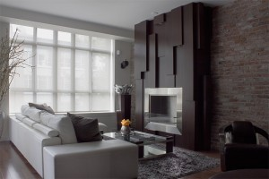 interior design Vancouver Contemporary living room