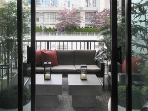 interior design Vancouver Contemporary patio