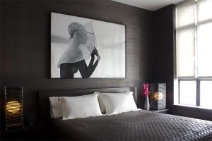 interior design Vancouver Contemporary bedroom