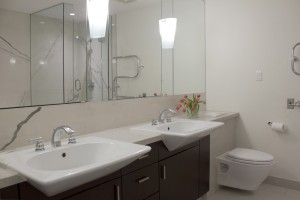 interior design Vancouver Contemporary bathroom