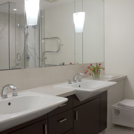 interior design Vancouver Contemporary bathroom