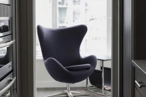 interior design Vancouver Contemporary den