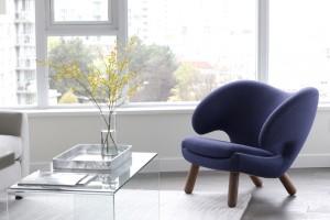 interior design Vancouver Contemporary living room