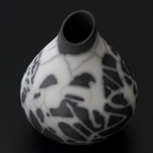 home decor Vancouver Raku vase