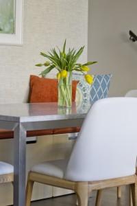 interior design Vancouver modern dining room