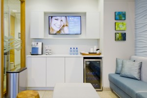 interior design Vancouver dental office
