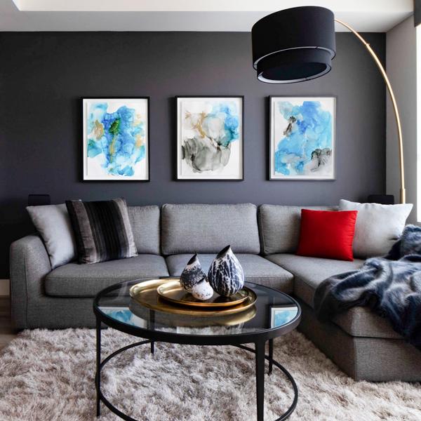 Esams Condo Interior Design Vancouver: ZWADA Home Interiors & Design - Vancouver
