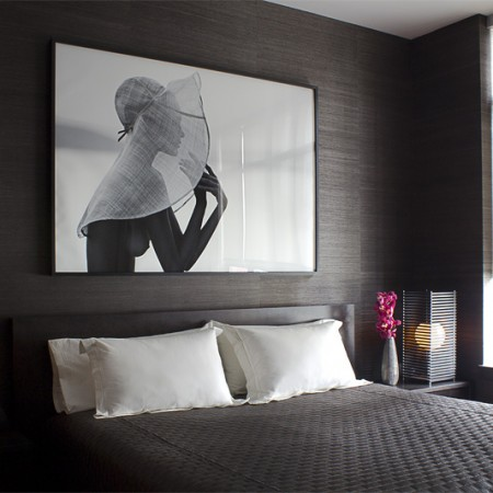 interior design Vancouver Contemporary bedroom