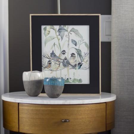 interior design Vancouver modern bedroom