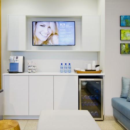 interior design Vancouver dental office