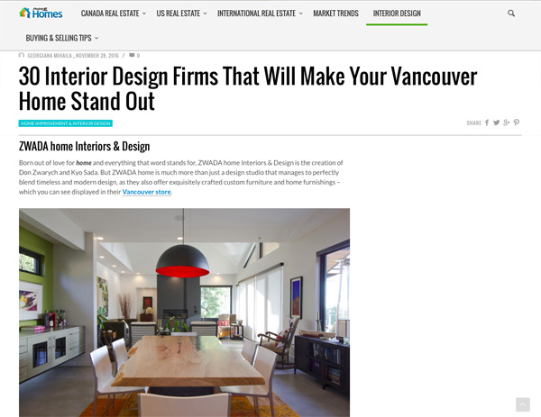 30 Amazing Interior Design Companies In Vancouver Zwada